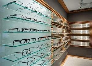 sunglasses shop design