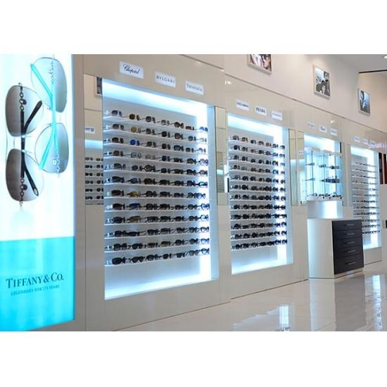 f7a739464900 sunglass display racks optical eyewear store design for sale ...