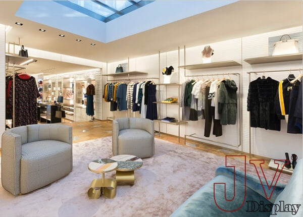 Fashion shop design interior decoration ideas for sale,Fashion shop ...