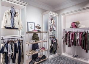 fashion store design ideas interior clothes display