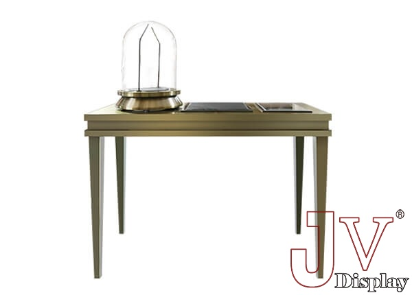 jewelry table showcase