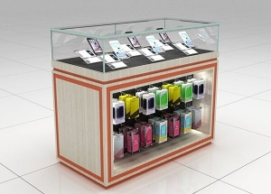 mobile phone counter