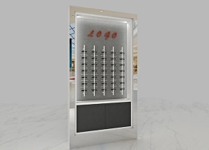sunglasses display cabinet