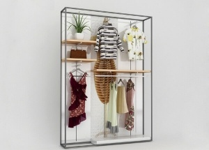 shop clothes rack