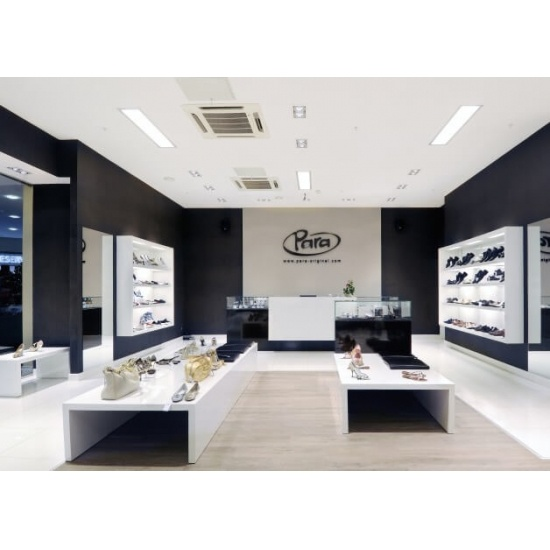 Retail shoes store interior design ideas for sale,Retail ...