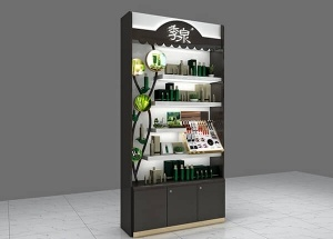 cosmetic display design