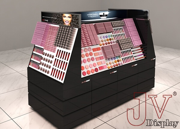 makeup showcase design