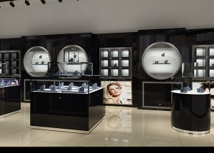 watch shop decoration retail interior design