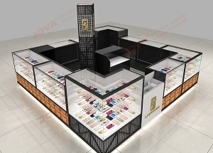 cell phone shop displays for mobile accessories kiosks