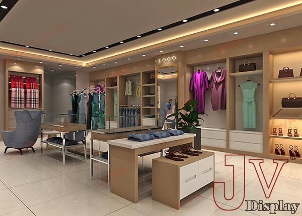 Clothes Shop Design Interior Decor And Display Furniture For Sale Clothes Shop Design Interior Decor And Display Furniture Suppliers