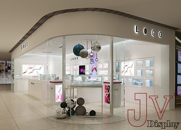 decoration jewellery shop