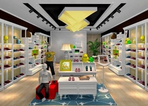 shoes shop display baby shoe shop design ideas