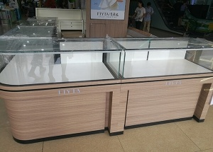 new watch display cabinet for mall kiosk