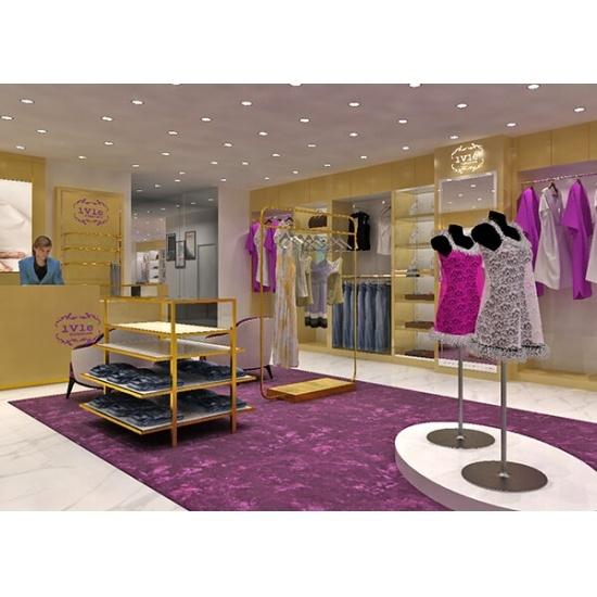 Cloth Interior Design With