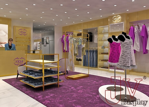 Cloth Shop Interior Design With Decoration Furniture For Sale Cloth Shop Interior Design With Decoration Furniture Suppliers