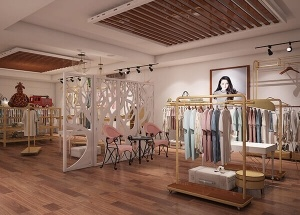 fashion store fixtures