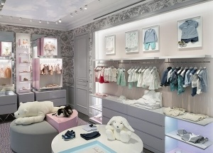 kids shop design