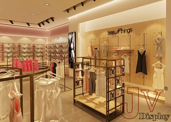 lingerie furniture store design