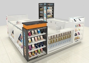 mobile kiosk mall kiosk design for phone and accessories