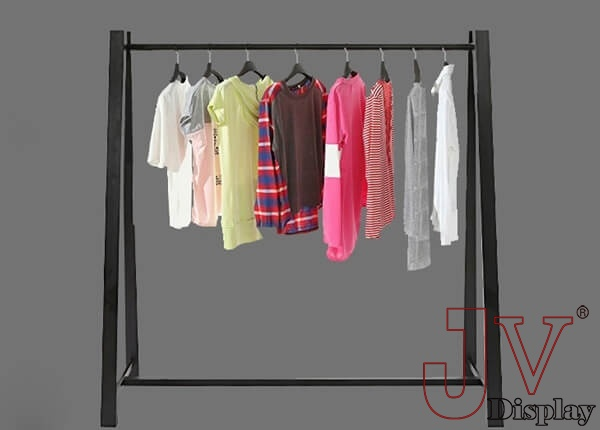 free standing clothes rack