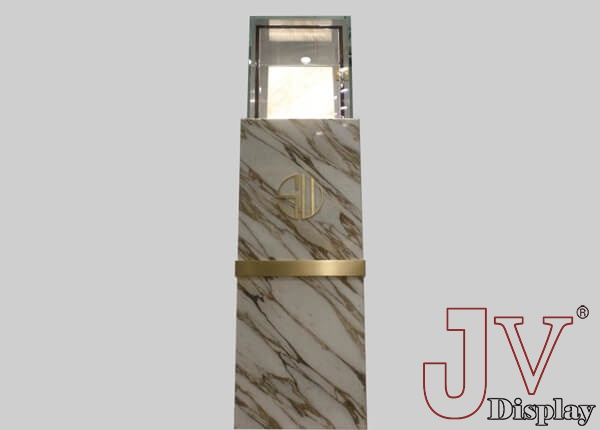marble jewelry pedestal
