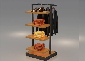 free standing clothes hanger clothing rack display ideas