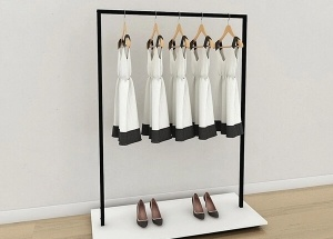 boutique clothing rack ideas