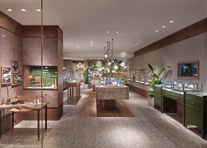 jewelry showroom ideas