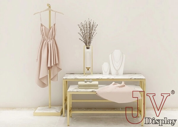 boutique display tables