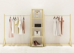 retail display and fixture for lady boutique store