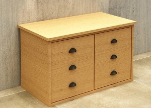 multi drawer storage cabinet wood