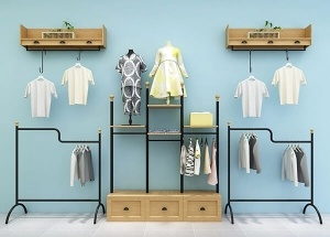 wall mounted display shelves
