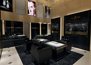 jewellery store fit out jewellery interior design