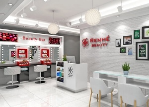 beauty salon furniture