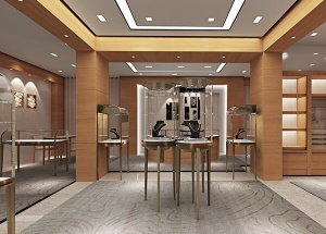 jewellery show cases cabinets interior design gold shop