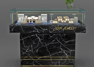 retail commercial jewelry display cabinet showcases decor
