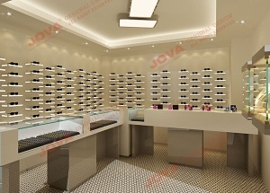 opticals eyewear store design