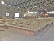 display furniture factory workshop