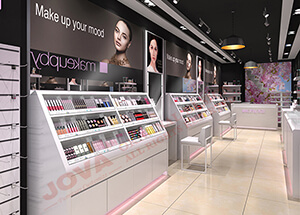 cosmetic shop design project Holland