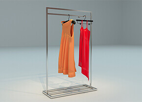 Clothing Display Racks