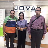 optical frame displays shop project in Trinidad