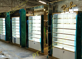 optical frame displays for optic king project Brunei